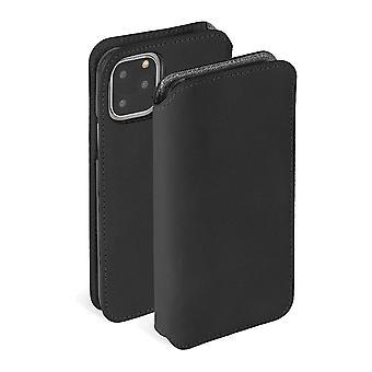 Krusell Sunne Wallet voor Apple iPhone 11 Pro Black Case Beschermhoes Hoesje