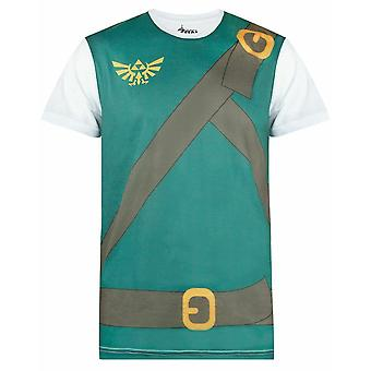 The Legend of Zelda Classic Kostuum Mens T-shirt