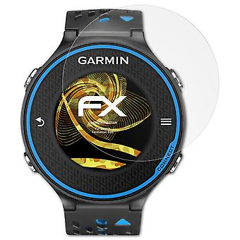 atFoliX Glass Protector compatible with Garmin Forerunner 620 Glass Protective Film 9H Hybrid-Glass