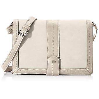 Tom Tailor Acc Imperia - Women White Shoulder Bags (Wei) 28x18.5x7.5 cm (W x H L)