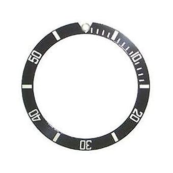 Bezel insert made by w&cp to fit rolex 315-16660-81 generic bezel insert
