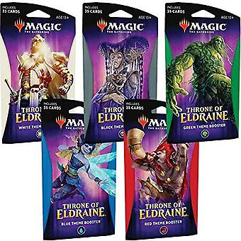 Magic The Gathering - Throne of Eldraine Theme Booster (One at Random)