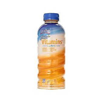 Aquafina Plus Org Tangerine-( 591 Ml X 1 Flaska )