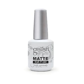 Gelish Matte Top Coat