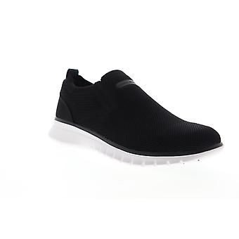 Mark Nason Neo Casual Lewes  Mens Black Mesh Lifestyle Sneakers Shoes