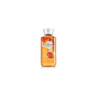 (2 Pack) Bath and Body Works Cashmere Glow Shower Gel 10 Oz.