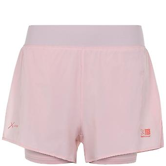 Karrimor Femei X 2in1 Pantaloni scurți Doamnelor Bottoms