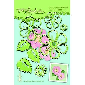 LeCrea Leabilitie Cut and Emboss Die - Multi Die Flower Blossom Layers
