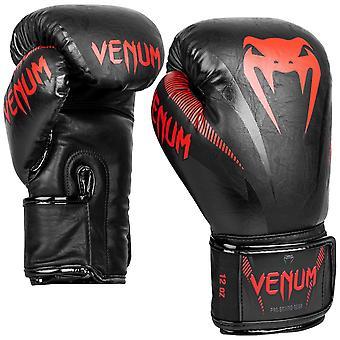 Venum Impact Bokshandschoenen Zwart / Rood