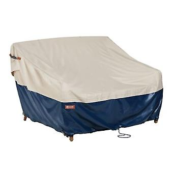 Classic Accessories Mainland Patio Deep Loveseat Cover, 86L X 34W X 30H