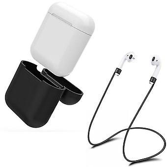 Correas/soporte AirPod con protección para la caja de carga