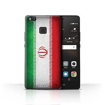 STUFF4 Case/Cover for Huawei P9 Lite/Iran/Iranian/Flags