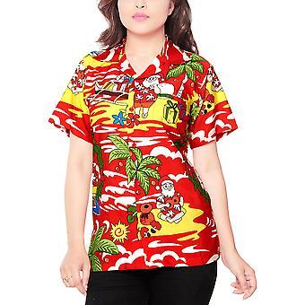 Club cubana women's regular fit classic short sleeve casual blouse shirt ccwx22