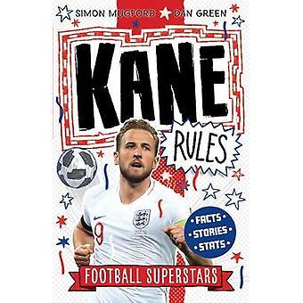 Kane Rules by Simon Mugford - 9781783125364 Book