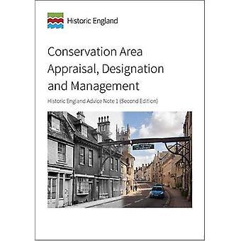 Conservation Area Designation - Appraisal and Management - Historic En