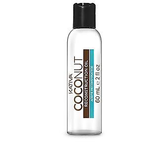Kativa Coconut Rekonstruktion & Shine Oil 60 Ml Unisex