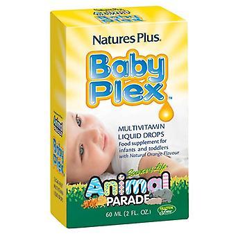 Nature's Plus Animal Parade Baby Plex 60ml (29988)
