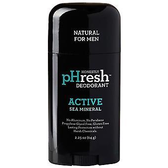 Phresh aktive Meer Mineral Deo, lang anhaltenden Schutz, 2,25 oz