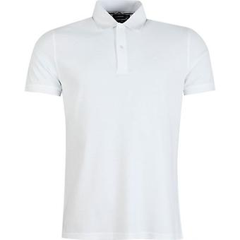 J.lindeberg Troy Short Sleeved Pique Polo