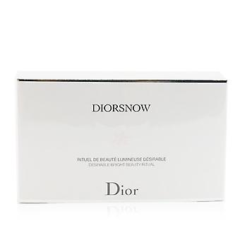 Christian Dior Diorsnow Ljusare Collection: Mjölk Serum 30ml + Micro-infunderas Lotion 50ml + UV Protection Fluid Spf50 30ml + Påse - 3st + 1pouch