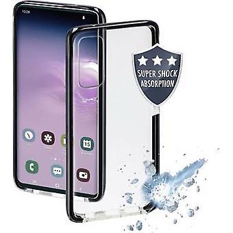 Hama Protector Capa Samsung Galaxy S20 Transparente, Preto