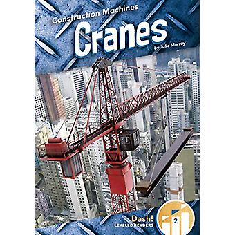 Cranes di Julie Murray - 9781641856607 Libro