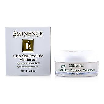 Eminence Clear Skin Probiotic Moisturizer - For Acne Porne Skin 60ml/2oz