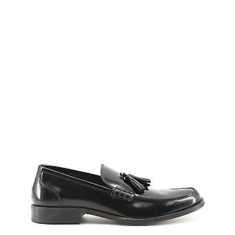 Man leather loafers shoes mi56215