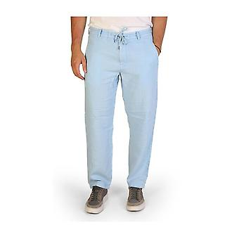 Armani Jeans - Vaatetus - Housut - 3Y6P56_6NDMZ_504 - Miehet - lightskyblue - 46