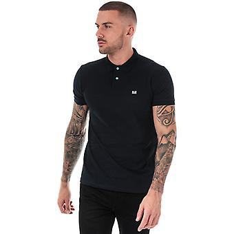 Men's Weekend Offender Barnum Polo Shirt in Black
