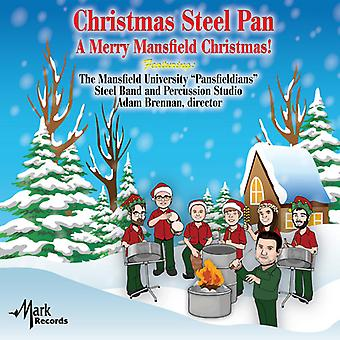 Brennan - Merry Mansfield Christmas [CD] USA import