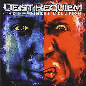 Deist Requiem - Happiness Delusion [CD] USA import
