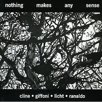 Cline/Giffoni/Licht/Ranaldo - Nothing Makes Any Sense [CD] USA import