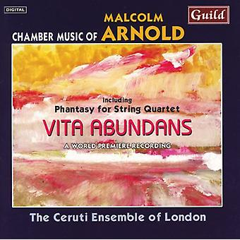 Vita Abundans [CD] USA import