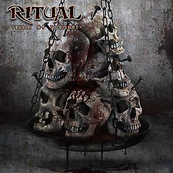 Trials Of Torment [CD] USA import