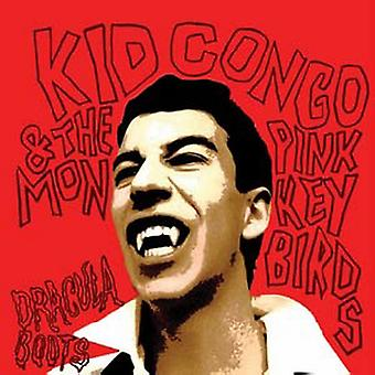 Kid Congo & the Pink Monkey Birds - Dracula Boots [CD] USA import