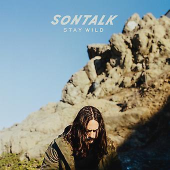 Stay Wild [CD] USA import