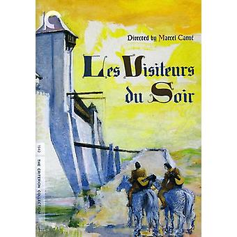 Les Visiteurs Du Soir [DVD] USA import