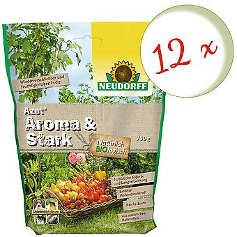 Sparset: 12 x NEWDORFF Azet® Aroma & Stark, 750 g, aiemmin Ace® VitalKali