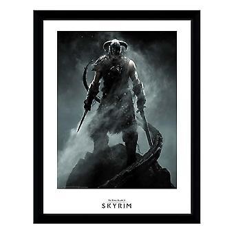 Skyrim, Painting - Dragonborn