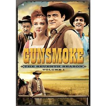 Gunsmoke - Gunsmoke: Vol. 1-säsong 7 [DVD] USA import