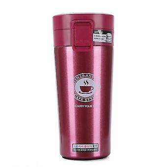 Stainless Steel Thermos Insulated Tumbler Vacuum Flask  Coffee Mug