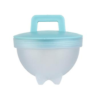 Plastic Egg Cooker Used For Egg Mold Forming With Lid Brush Pancake