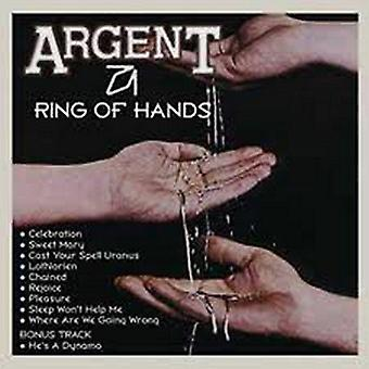 Argent - Ring of Hands [CD] USA import