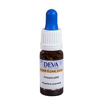 Organic Passionflower 10 ml of floral elixir
