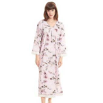 Féraud High Class 3201209-16353 Women's Multicolour Flowers Cotton Nightdress