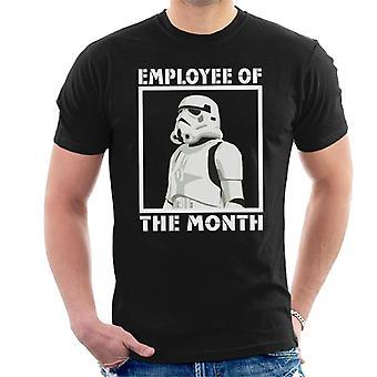 Star Wars Stormtrooper kuukauden työn tekijä miesten ' s T-paita