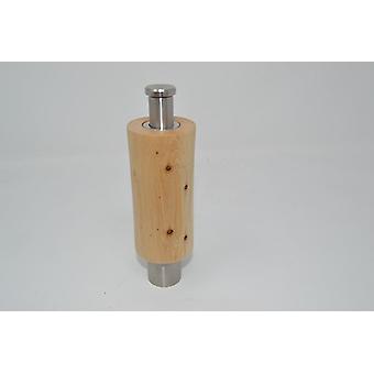 Drevo Gewuerzmuehle Jedno-ruka muehle z borievky korenie muehle soľ muehle korenie korenie soľ mlyn ručne vyrobené v Rakúsku darček nápad