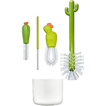 Boon CACTI Bottle Cleaning Brush Set
