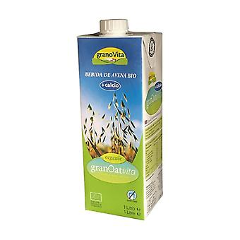 Organic Oatmeal and Calcium Drink 1 L